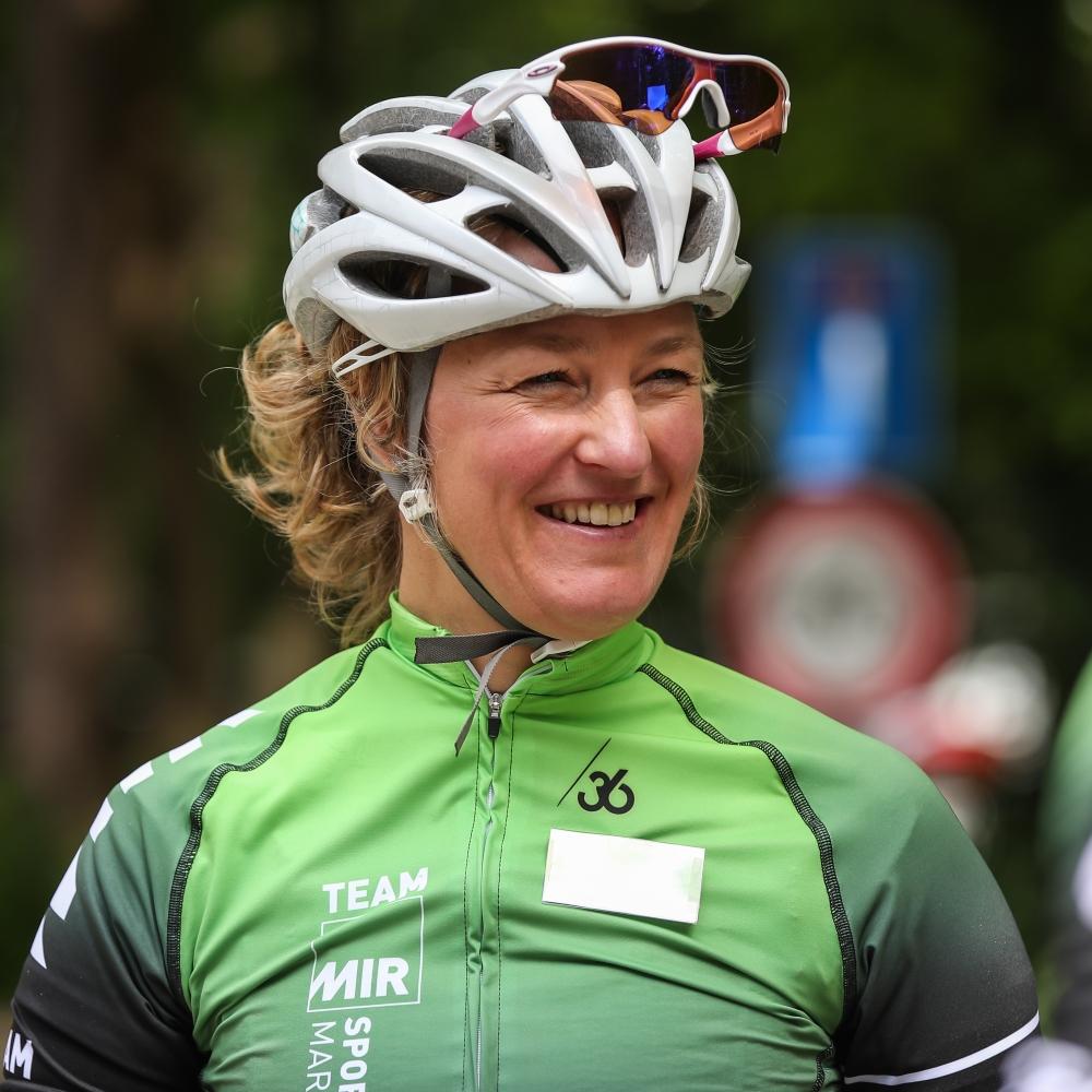Chantal Beltman - MIR Sportmarketing - In het wiel van een prof