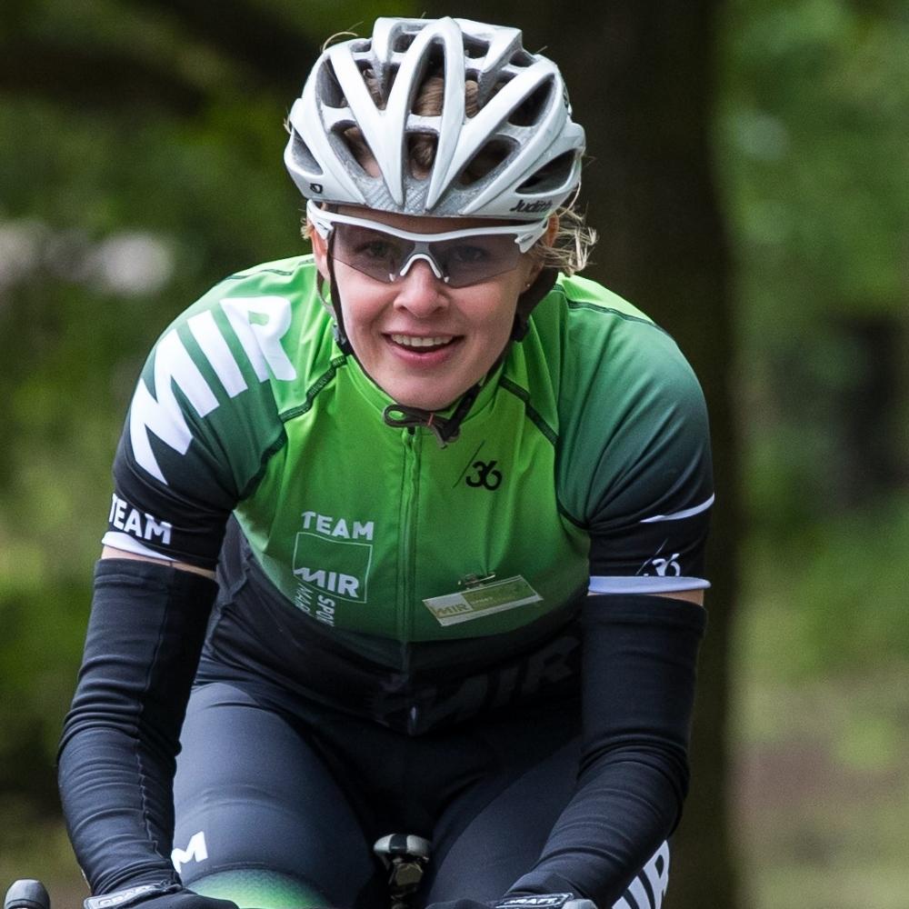 Judith Helmink - MIR Sportmarketing - In het wiel van een prof