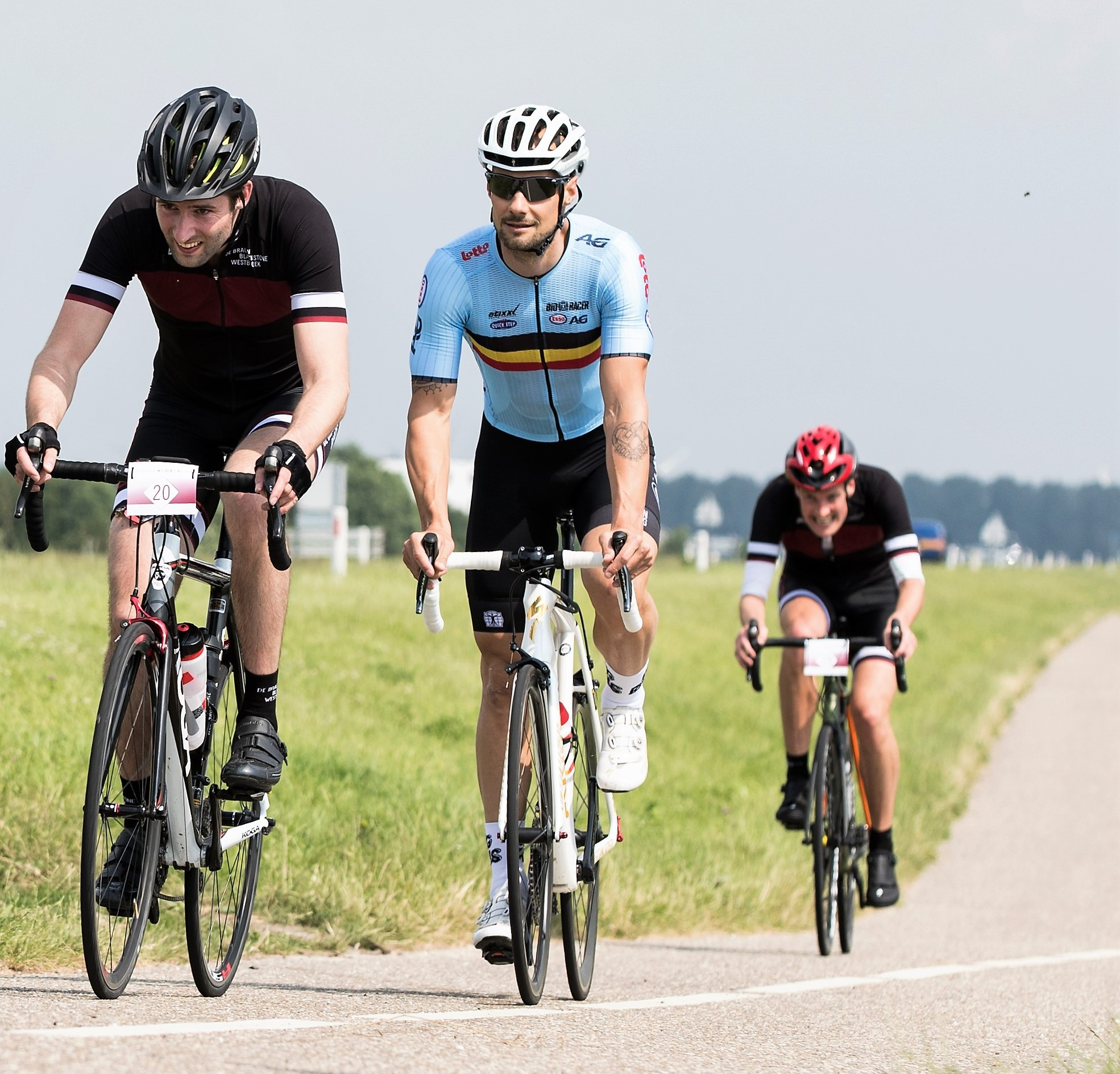 MIR Sportmarketing Tom Boonen clinic