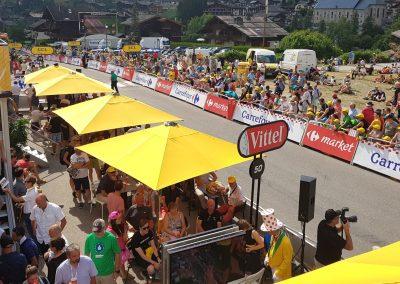 Hospitality Tour de France MIR Sportmarketing