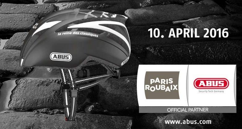 ABUS Parijs Roubaix logo