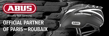 Abus Official partner Parijs Roubaix