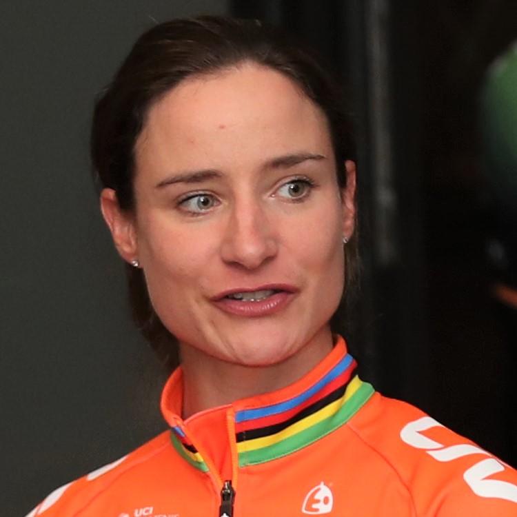 Marianne Vos - MIR sportmarketing - In het wiel van een prof
