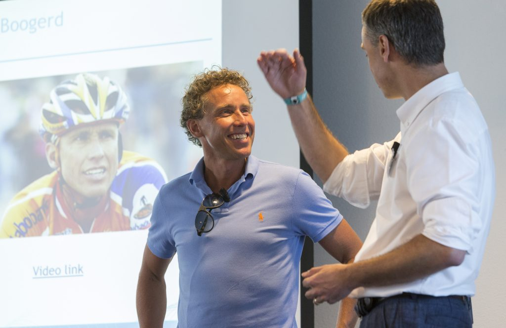 Michael Boogerd Stork Tour de France  MIR Sportmarketing