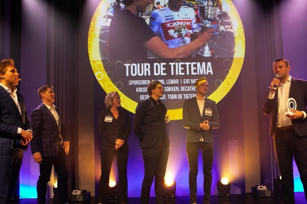 Tour de Tietema podium