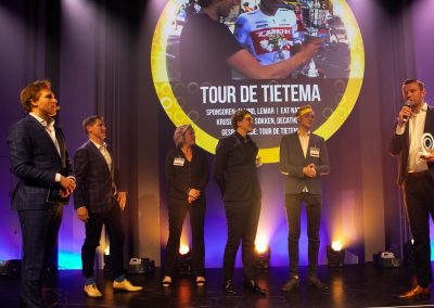 Tour de Tietema wint SponsorRing