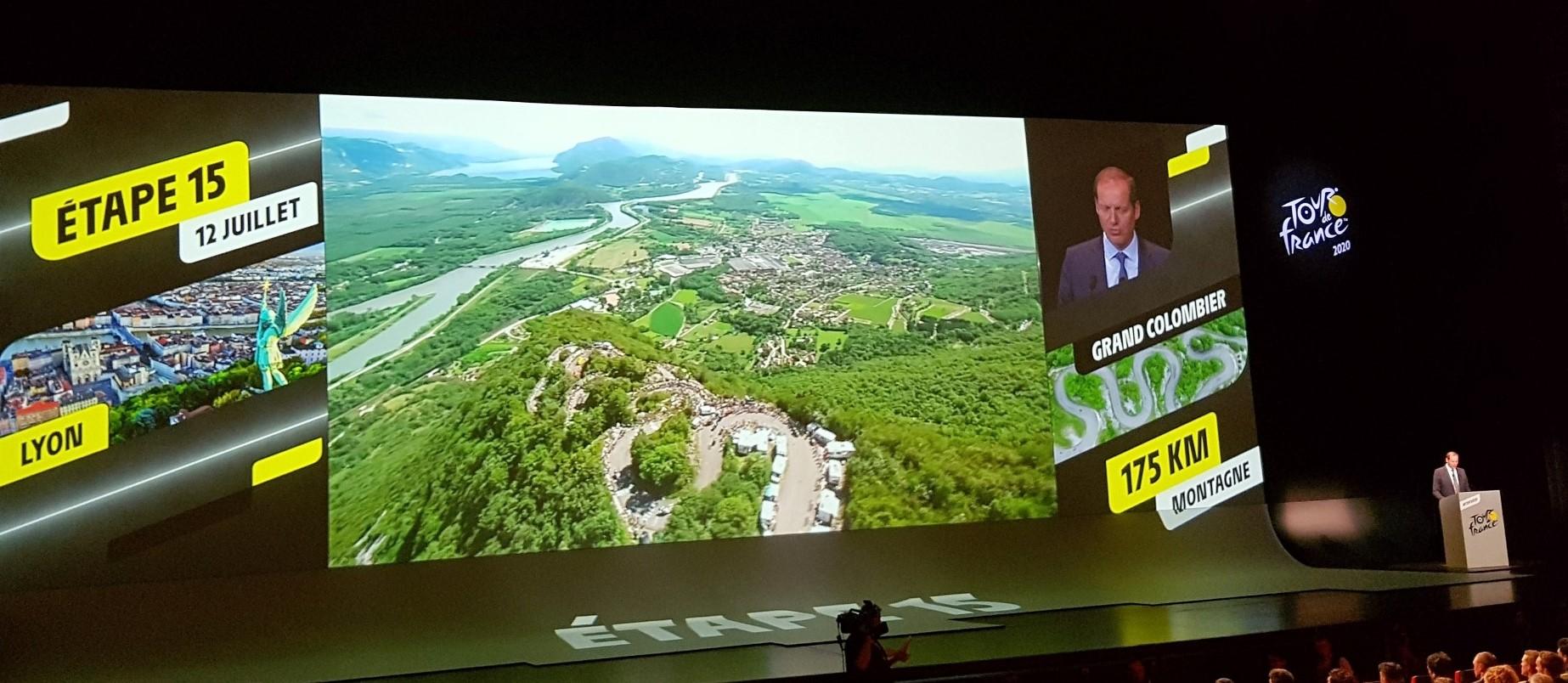 Tour de France Presentation Paris