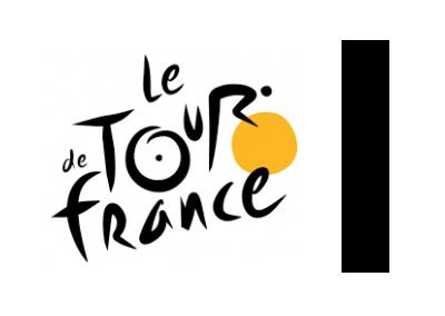Tour de France logo MIR