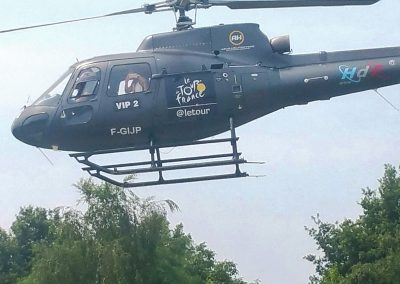Tour VIP Helicopter MIR Sportmarketing