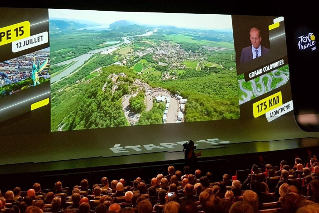Presentatie Tour de France - Hospitality