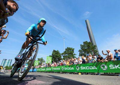 MIR Sportmarketing Proloog Tour de France Utrecht