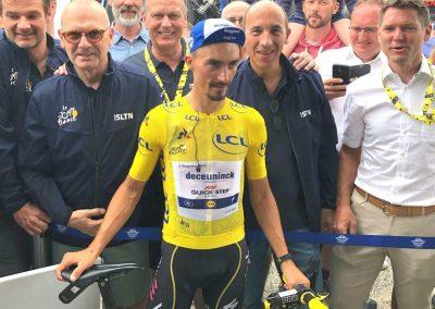 VIP Tour de France Deceuninck – Quickstep