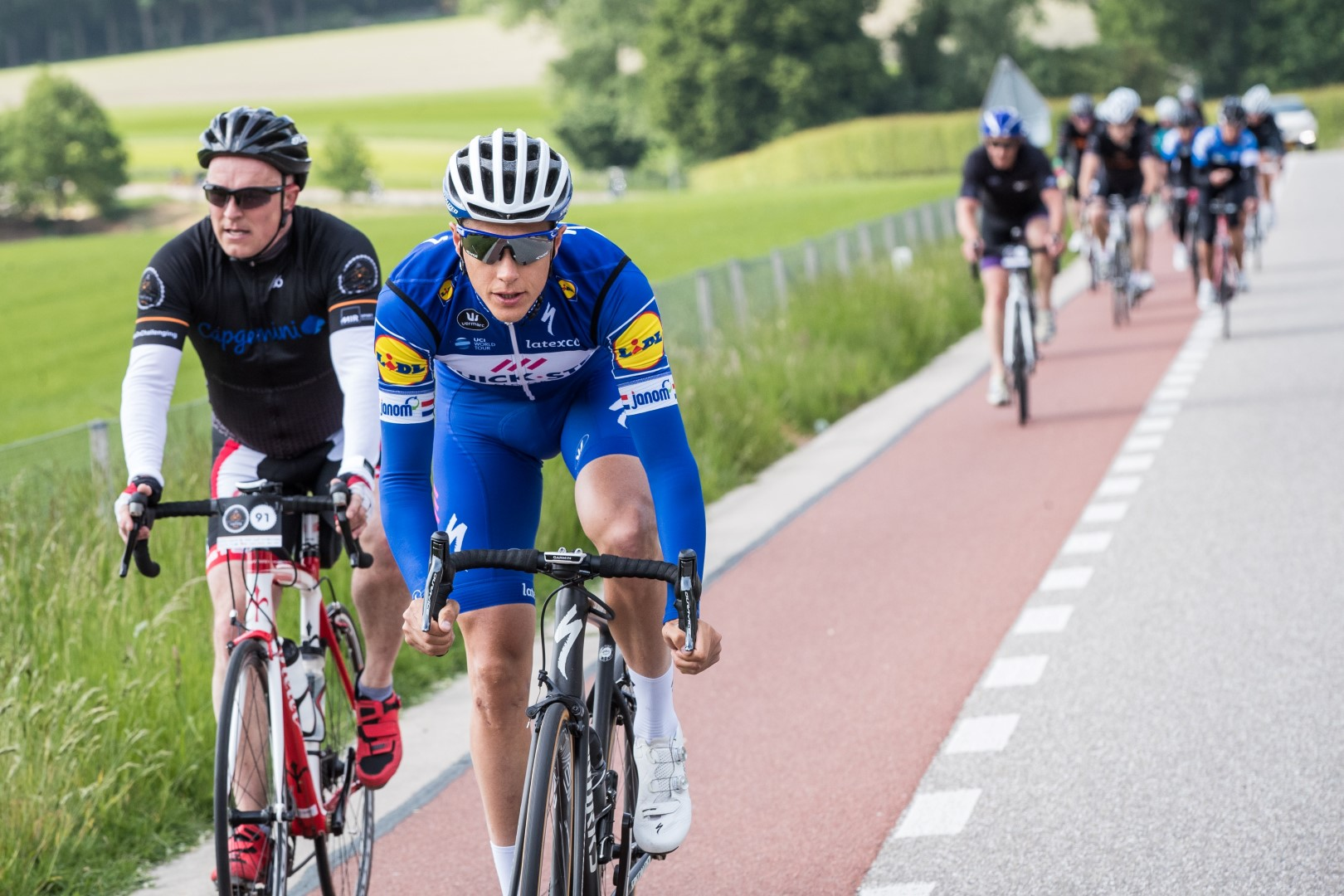 Niki_Terpstra_clinic_event