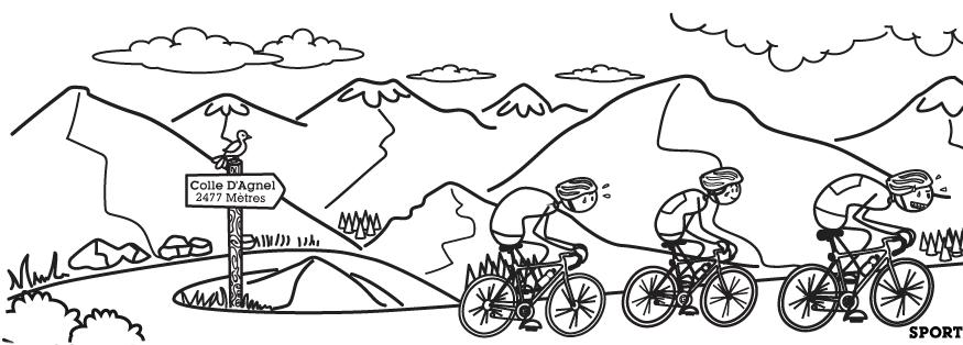 Bedrijffietsevents Cycling Challenge MIR