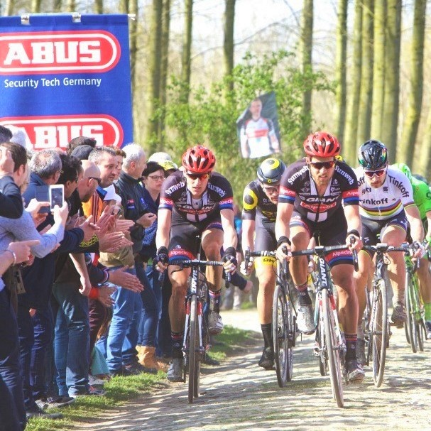 ABUS - Parijs Roubaix