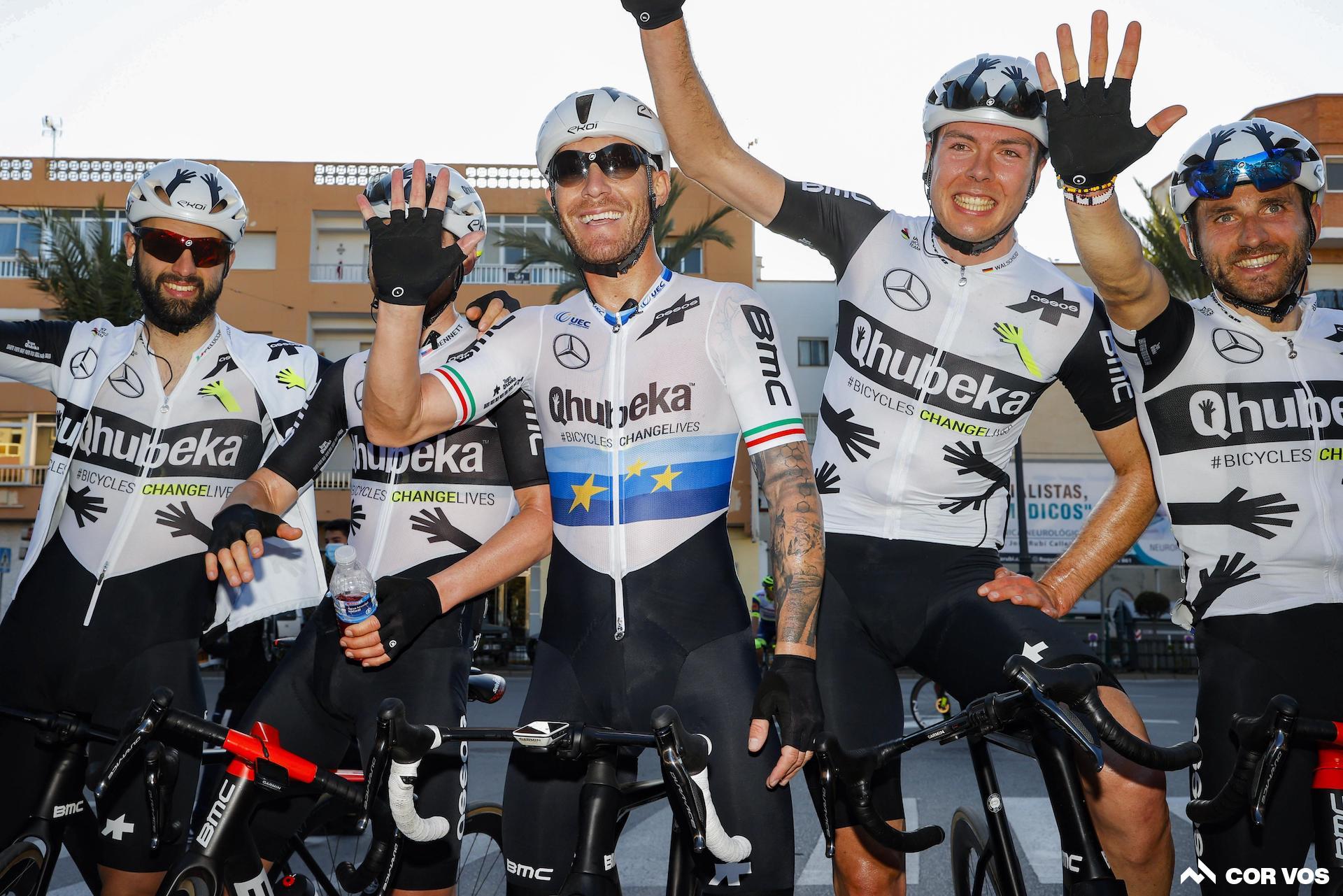 Team Qhubeka Nizzolo wins 2021